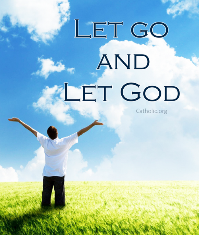 Let Go Let God